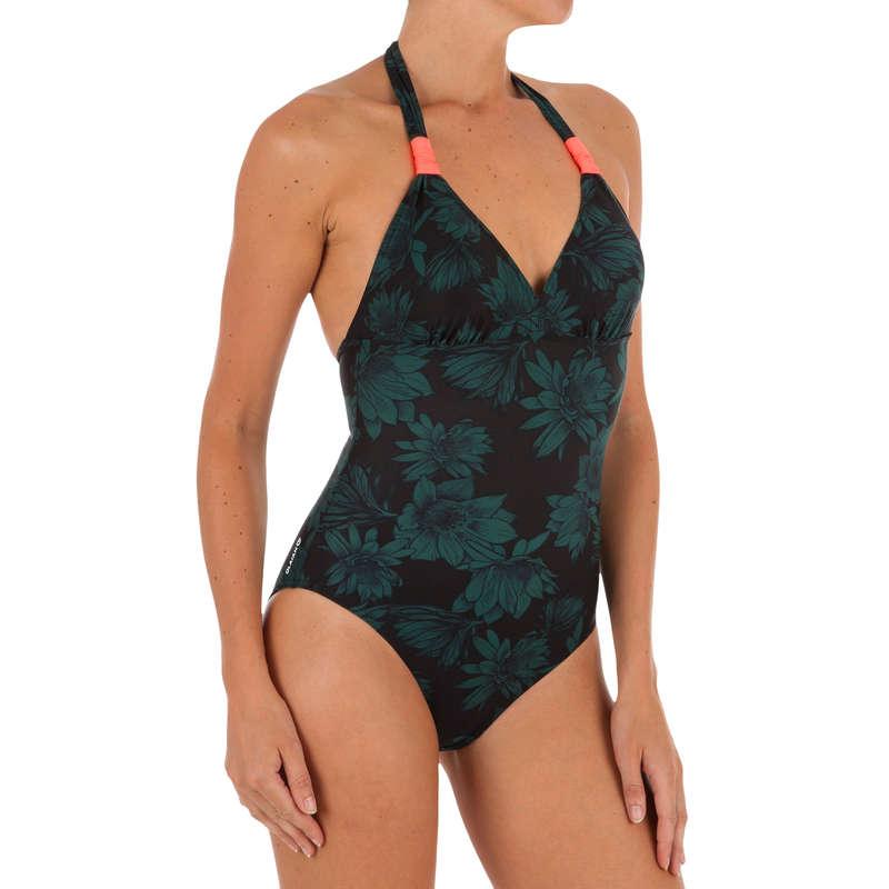 WOMEN BEGINNER SURF SWIMSUIT Surf - Clea 1-Piece - Terra OLAIAN - Surf Clothing