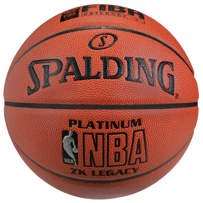 篮球 斯伯丁铂金系列 NBA/FIBA Platinum - 13037