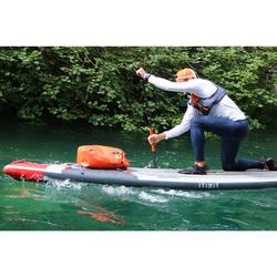 Neoprenhose Kajak und Stand Up Paddle 500 Neopren 2mm Herren blau