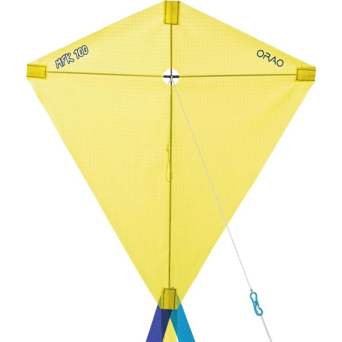 MFK 100 Static Kite - Yellow