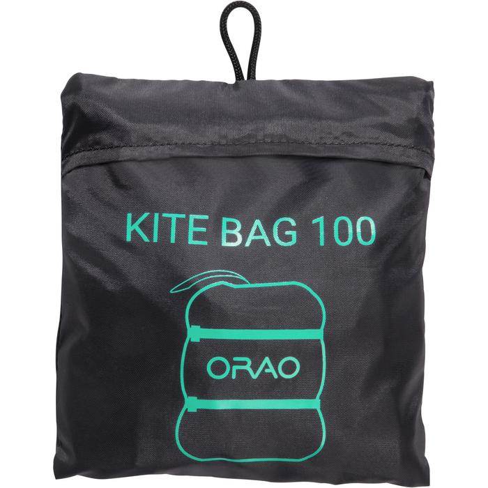 "Compressie-kitebag kitesurf ""Travel"""