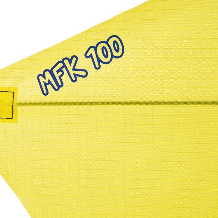 CERF-VOLANT STATIQUE MFK 100 JAUNE