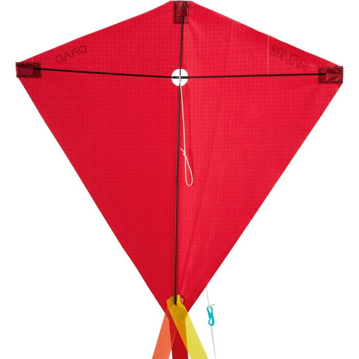 MFK 100 Static Kite - Red