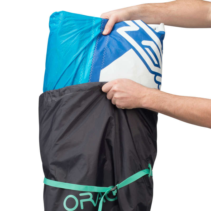 KITEBOARDING Kitesurfing and windsurfing - Kite compression bag ORAO - Sports