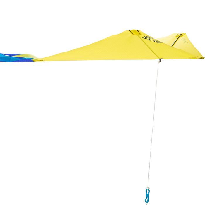 Cometas acrobáticas Playa Orao Para Niños MFK 100 Amarillo Estática