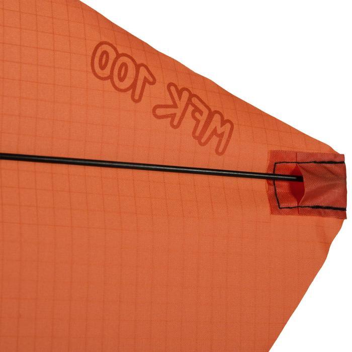 Eenlijner MFK 100 oranje