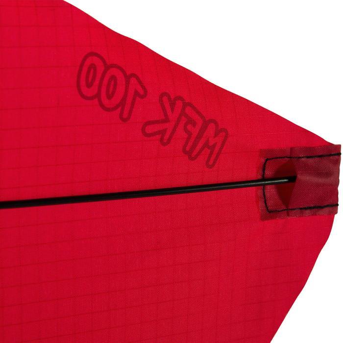 CERF-VOLANT STATIQUE MFK 100 ROUGE