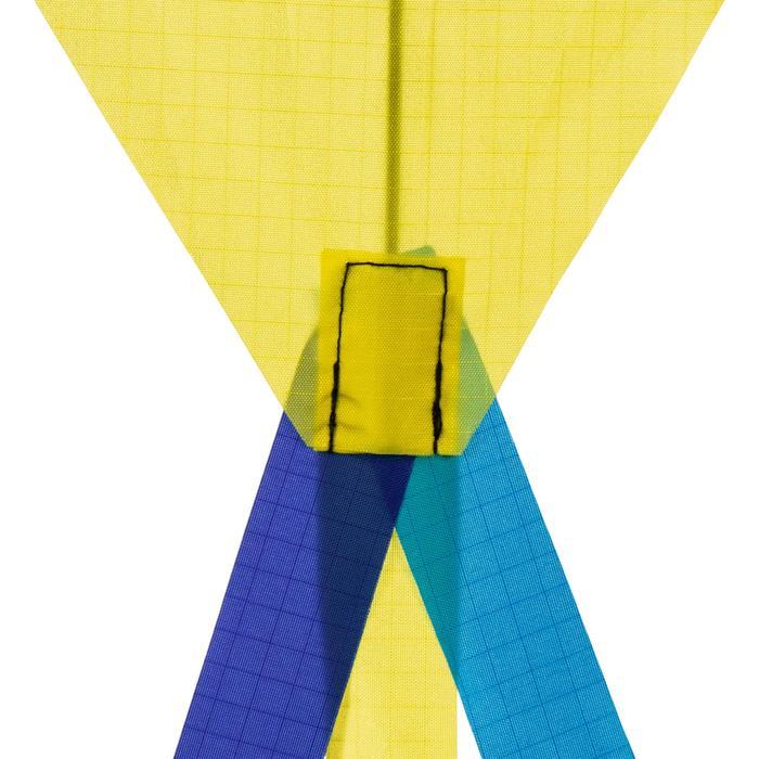 靜態風箏MFK100-黃色