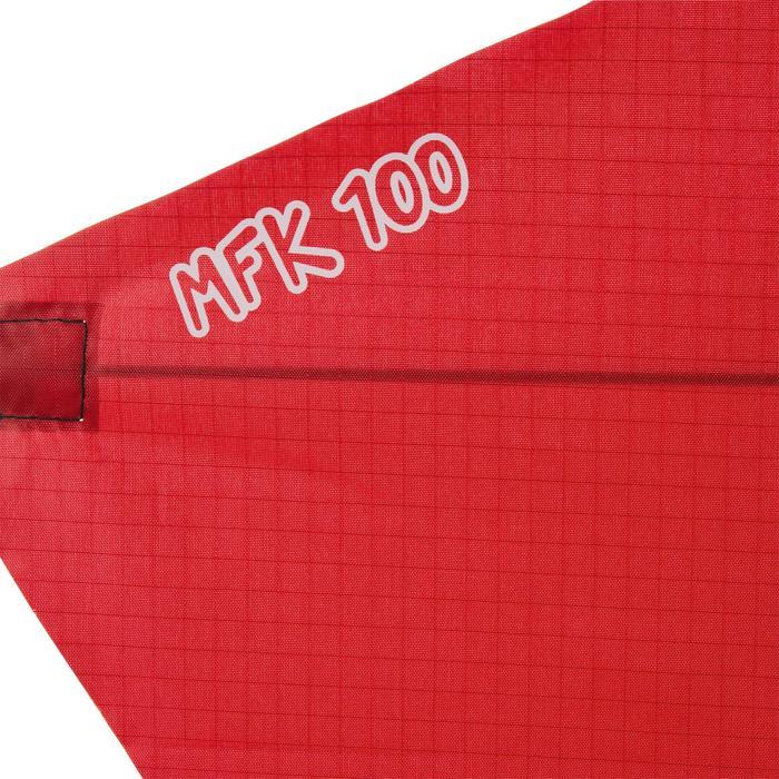 Eenlijner MFK 100 rood
