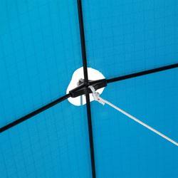 Cometas acrobáticas Playa Orao Para Niños MFK 100 Celeste Estática