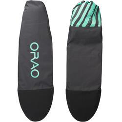"""""""Boardsock 100"""" voor kitesurfboard / max. 5'6 / groen"""