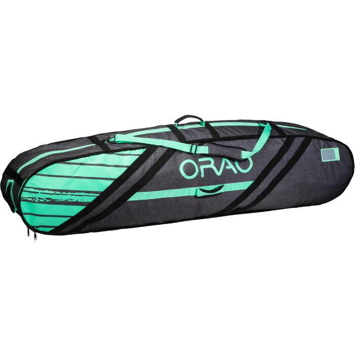 Schutzhülle Home Spot Kitesurfing Gear Bag max.6' grün