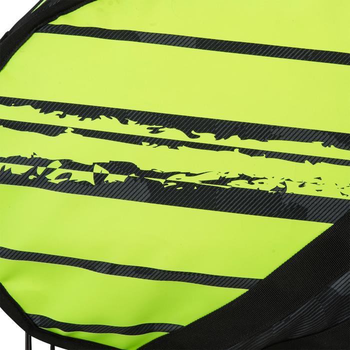 """DAILY"" SURFKITE GEAR BAG  ""HOME SPOT "" 6' max - yellow"