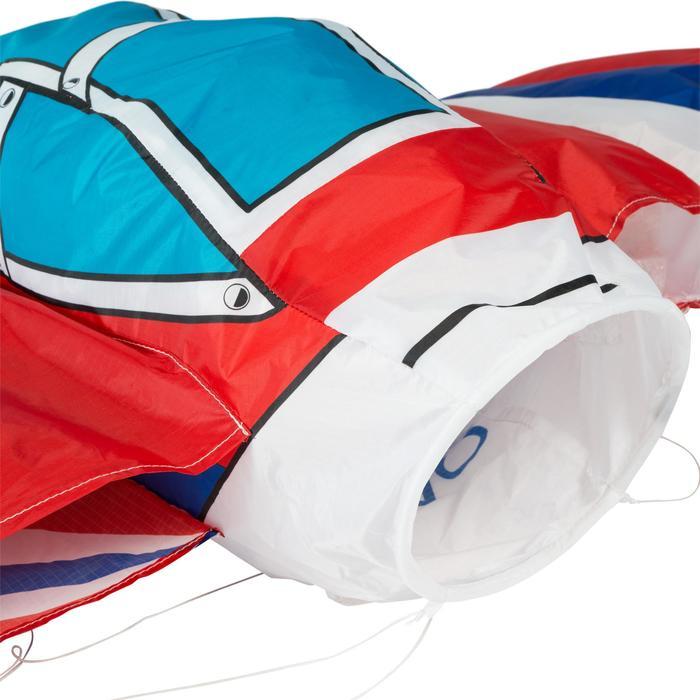 """CERF- VOLANT PILOTABLE """"3D PLANE170"""" pour enfants - coloris Voltige - 1304299"""