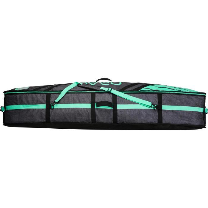 """""""DAILY"""" BOARDBAG Surfkite- 6' máx - verde"""