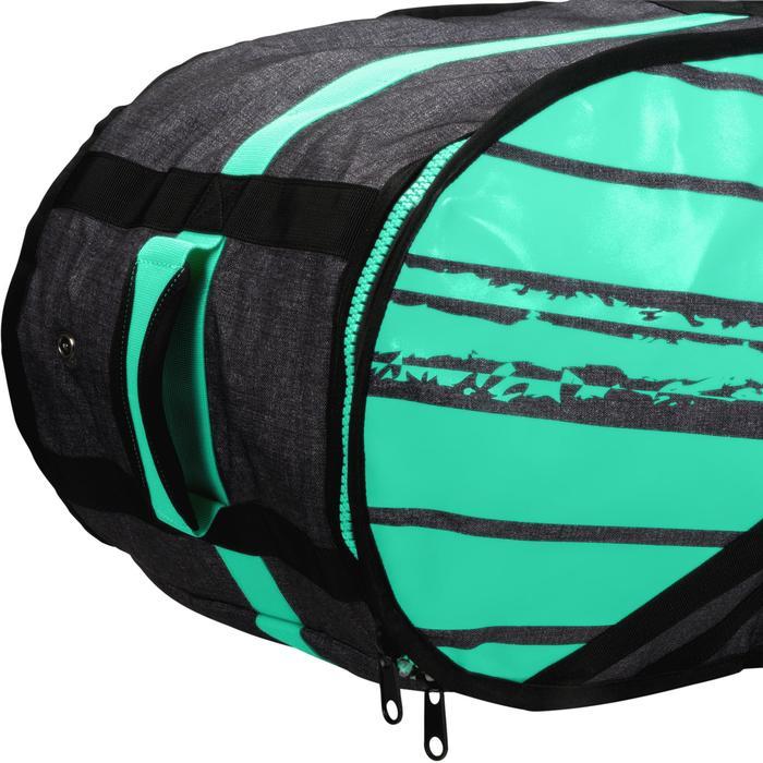 """DAILY"" SURFKITE GEAR BAG  ""HOME SPOT ""- 6' max - green"