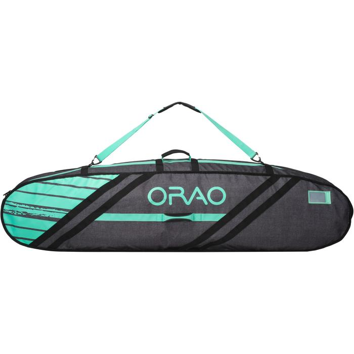 """DAILY"" BOARDBAG Surfkite- 6' max - green"