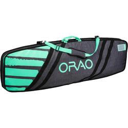"""""""Boardbag 900"""" voor kitesurfboard type twintip / groen"""