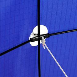 Cometas Monohilo Playa Orao Para Niños MFK 100 Azul Oscuro Estática