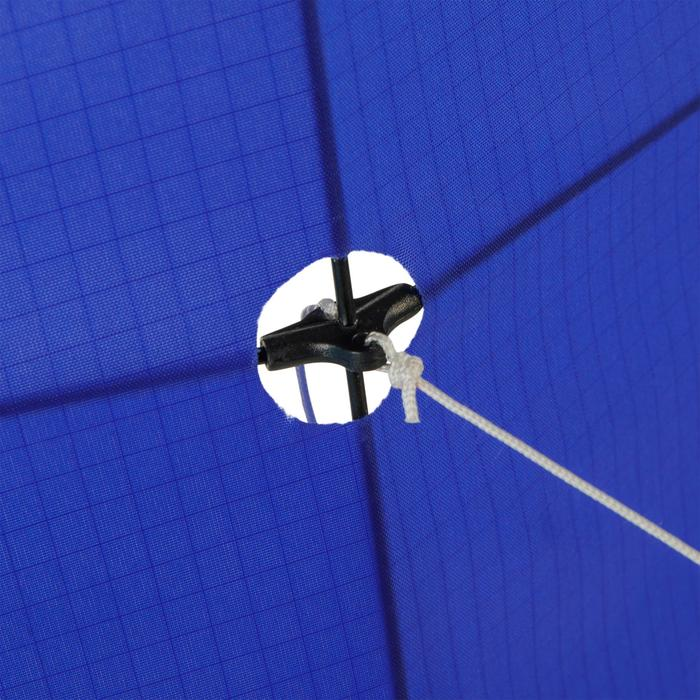 Vlieger MFK 100 donkerblauw