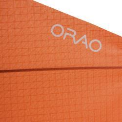 Cometas acrobáticas Playa Orao Para Niños MFK 100 Naranja Estática