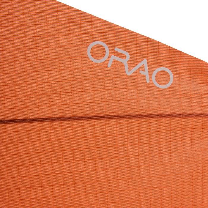 Vlieger MFK 100 oranje