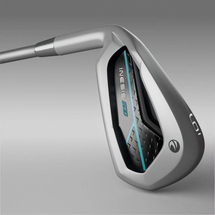 Golfset 7 clubs 500 voor dames, linkshandig
