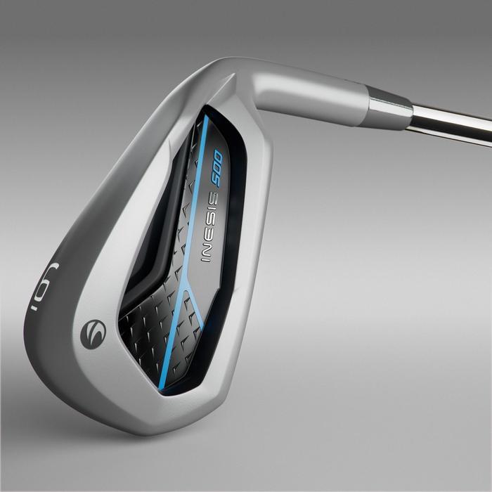 Golfschläger Set 500 RH Stahl Regular Herren