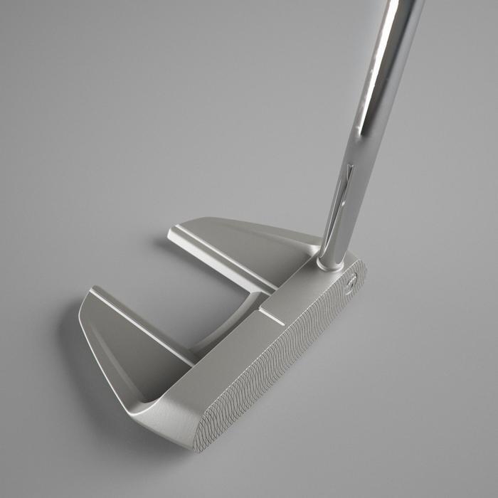 Golfset 7 clubs 500 voor heren, rechtshandig, staal