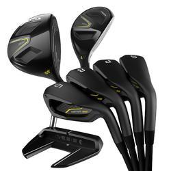 Golfset 7 clubs 900 voor heren rechtshandig