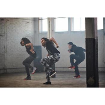 T-shirt sans manche de danse femme - 1304709