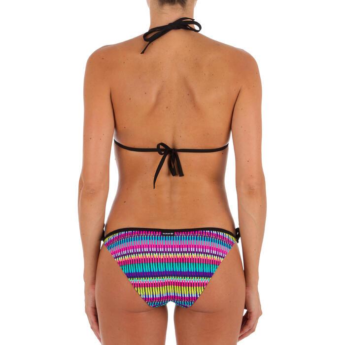 Sujetador de bikini MAE con triángulos corredizos con copas JAZZ MULTI