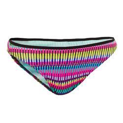 Braga Bikini Surf Ancha Olaian Nina Jazz Mujer Clásica Estampado Multicolor