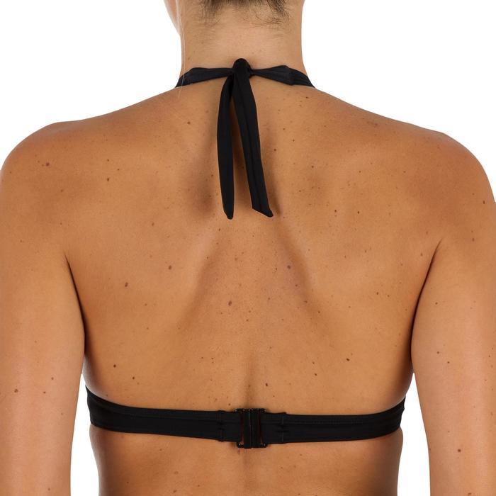 Haut de maillot de bain femme foulard avec fermoir dos BAHIA - 1304906