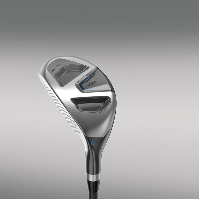 Golfschläger Set 500 Linkshand Graphit Regular Herren