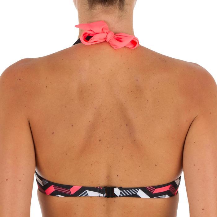 Bikini-Oberteil Neckholder mit Bügel Ella Lara Damen