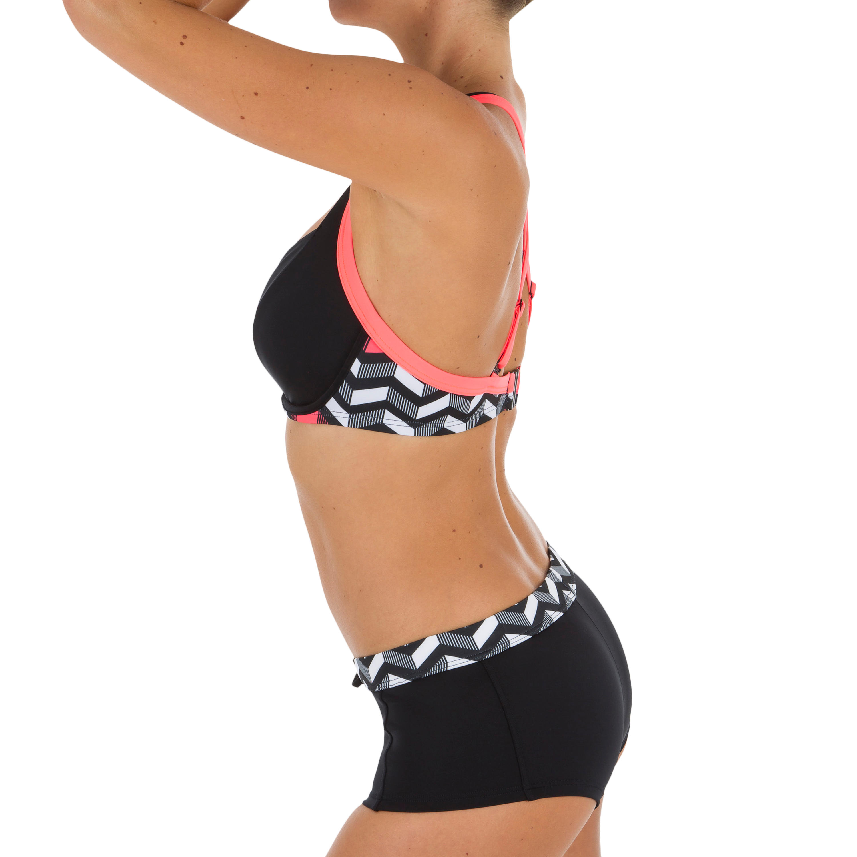 36bb439f0 Top de bikini mujer MINIMIZER CON AROS EDEN LARA - Decathlon