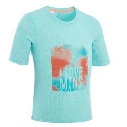 T-Shirt de randonnée enfant Hike 500