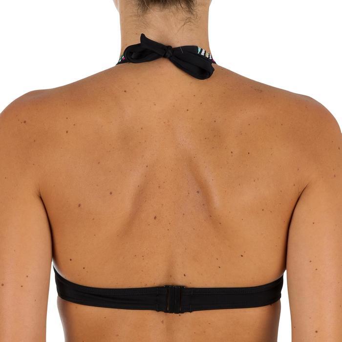 Haut de maillot de bain femme foulard avec fermoir dos BAHIA - 1305064