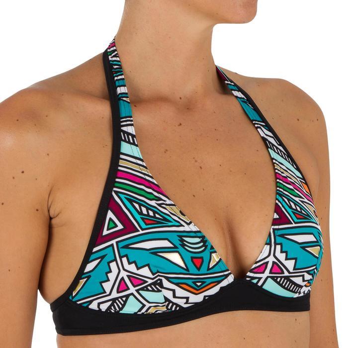 Haut de maillot de bain femme foulard avec fermoir dos BAHIA - 1305065