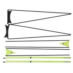 Badminton-Netz Easy Net Discover gelb