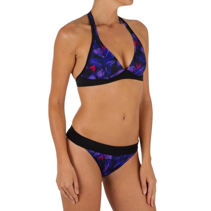 Sujetador de bikini mujer forma fular con cierre en la espalda PSYCHO BAHIA