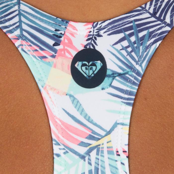 Haut de maillot de bain femme foulard surf confirmé BALI PALM - 1305278