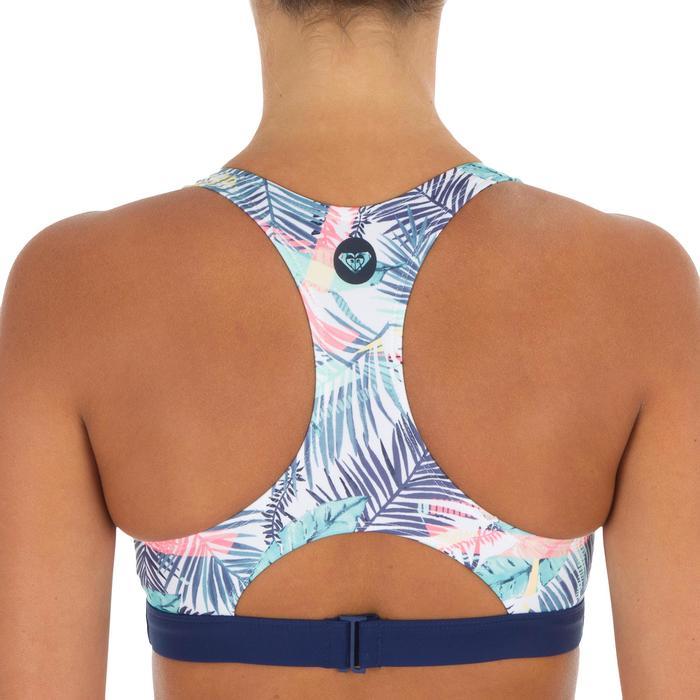 Haut de maillot de bain femme foulard surf confirmé BALI PALM - 1305279