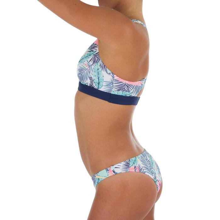 Braguita de bikini corte de pierna alto mujer surf BALI PALM