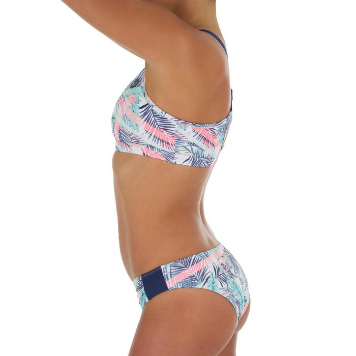 Bas de maillot de bain femme shorty surf BALI PALM - 1305289