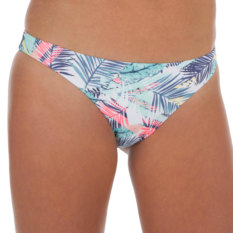 Roxy Uitgesneden bikinibroekje voor surfen Bali Palm