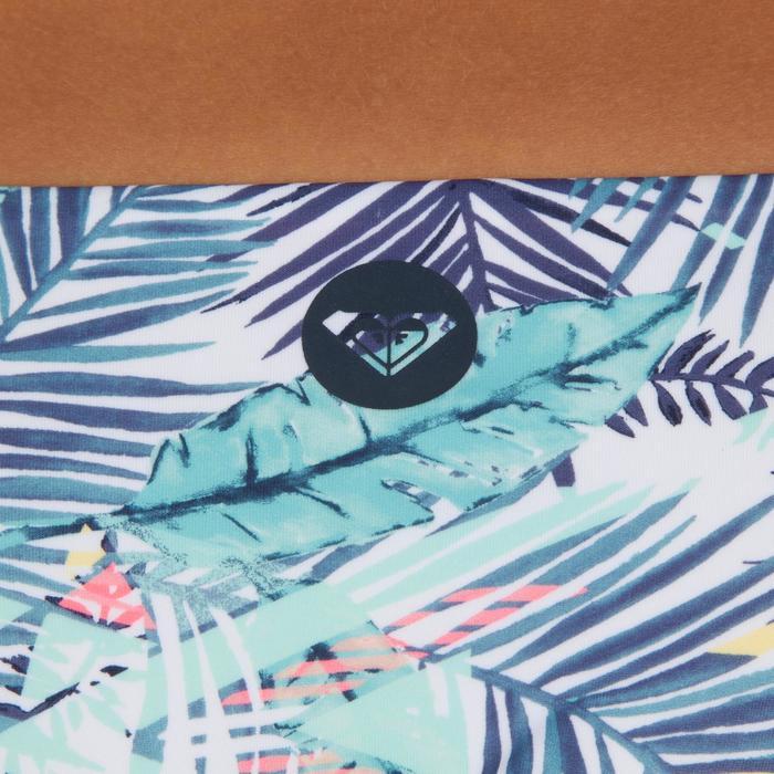 Bas de maillot de bain femme échancrée surf BALI PALM - 1305294