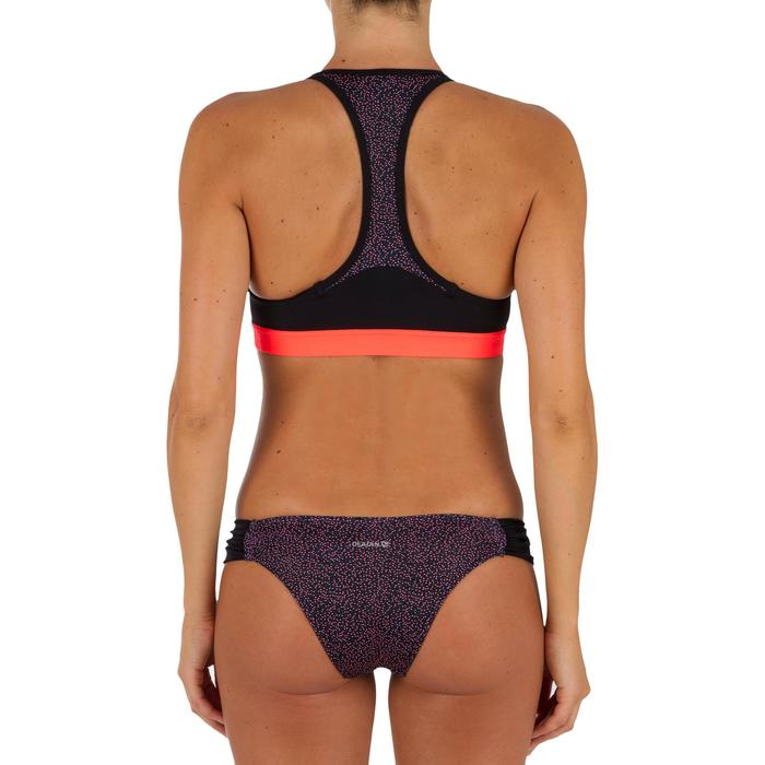 Dames bikinitop zonder sluiting voor surfen Ana Shine