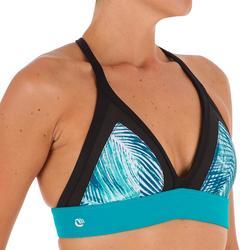 Haut de maillot de bain femme brassière de surf ISA SHINE